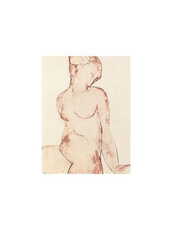 Nudo Rosa, c.1913-14
