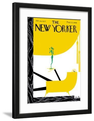 The New Yorker Cover - October 24, 1925