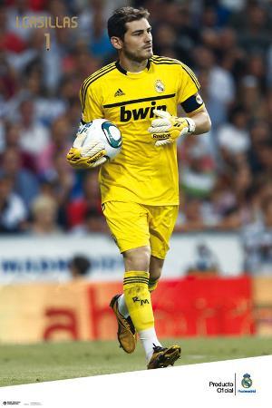 Real Madrid - Iker Casillas 2011/2012