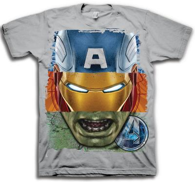 The Avengers - Tri Face