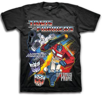 Youth: Transformers - Optimus Vs. Megatron