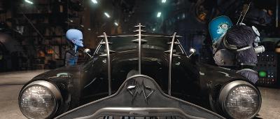 Megamind: Minion and Megamind Car