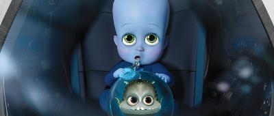 Megamind: Megamind and Minion Baby