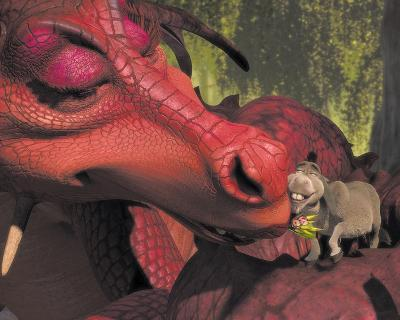 Shrek: Love, Donkey and Dragon