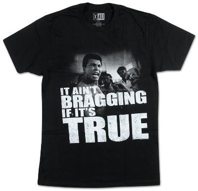 Muhammad Ali - Distressed True