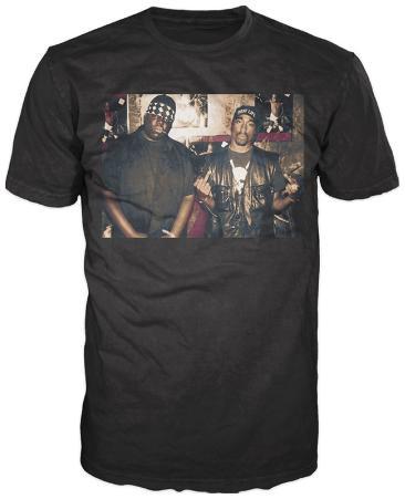 Tupac - Tupac & Biggie Photo