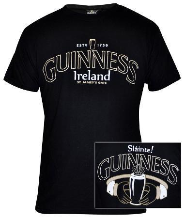 Guinness - Black Claddagh
