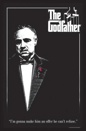 The Godfather - Red Rose