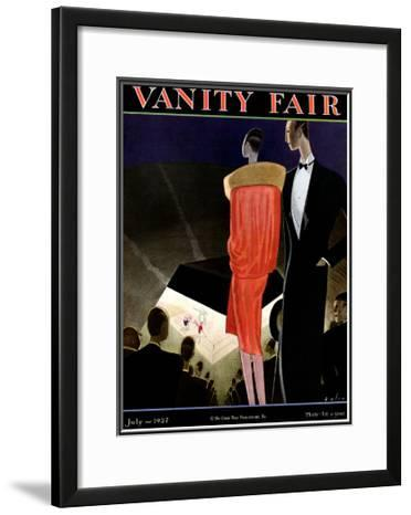Vanity Fair Cover - July 1927