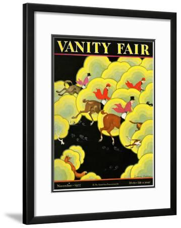 Vanity Fair Cover - November 1927