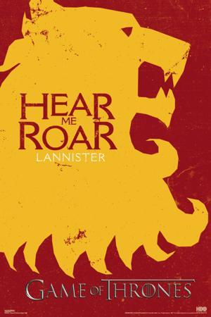 Game of Thrones – Lannister Sigil