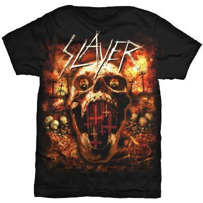 Slayer - Hell Skull