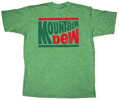 Mountain Dew - Mountain Logo