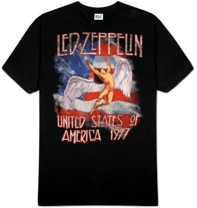 Led Zeppelin - America 1977