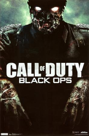 Call Of Duty - Black Ops - Zombie