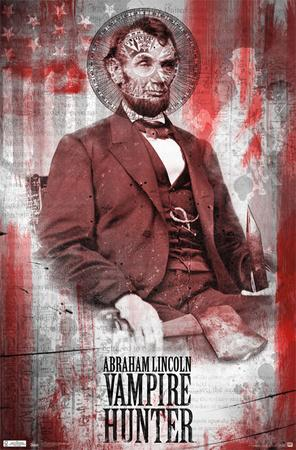 Abraham Lincoln Vampire Hunter - Stake