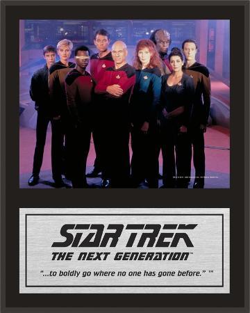 Star Trek - Group shot