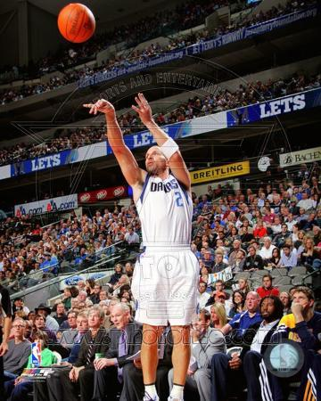Jason Kidd 2011-12 Action