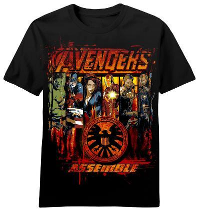 Youth: The Avengers - Primed and Ready