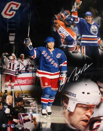 Mark Messier Photo for Number Collage