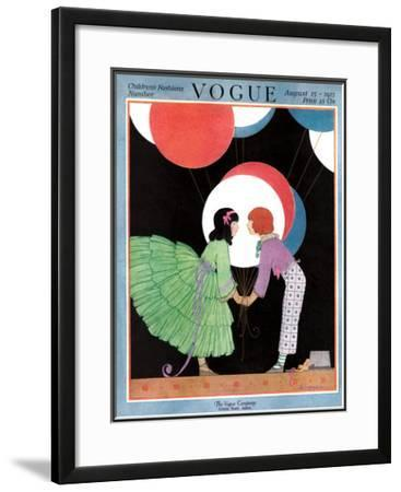 Vogue Cover - August 1917