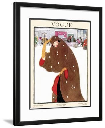 Vogue Cover - November 1920