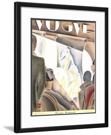 Vogue Cover - June 1926