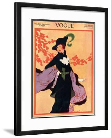 Vogue Cover - November 1912