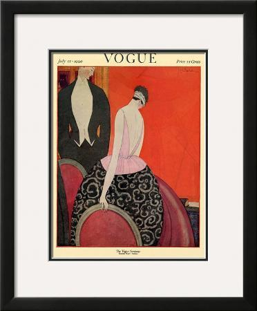 Vogue Cover - July 1920