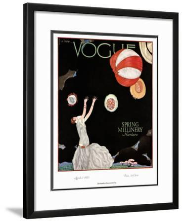 Vogue Cover - March 1925