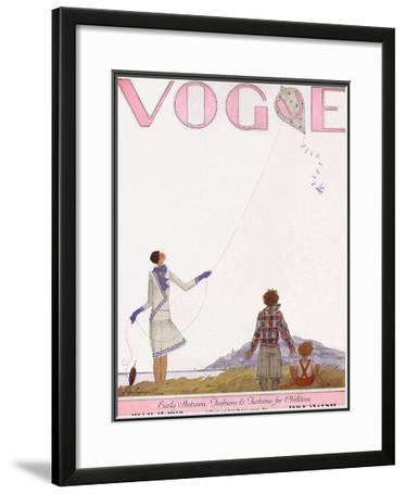 Vogue Cover - September 1928