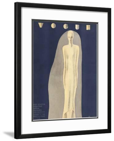 Vogue Cover - February 1930