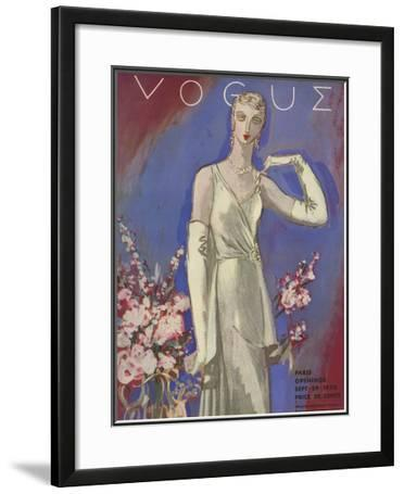 Vogue Cover - September 1930