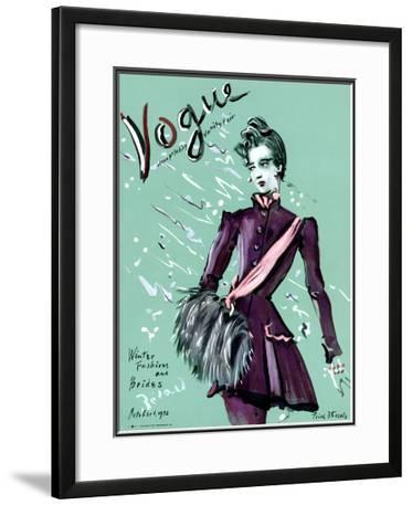 Vogue Cover - October 1936