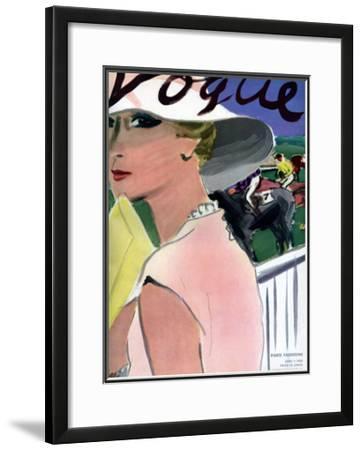 Vogue Cover - April 1933