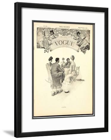 Vogue Cover - April 1903
