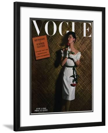 Vogue Cover - June 1943