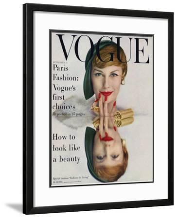 Vogue Cover - September 1957