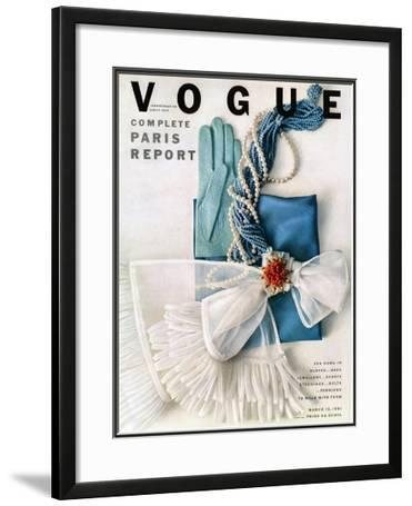 Vogue Cover - March 1951
