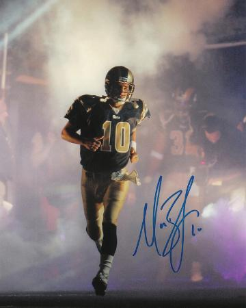 Marc Bulger St. Louis Rams Autographed Photo (Hand Signed Collectable)
