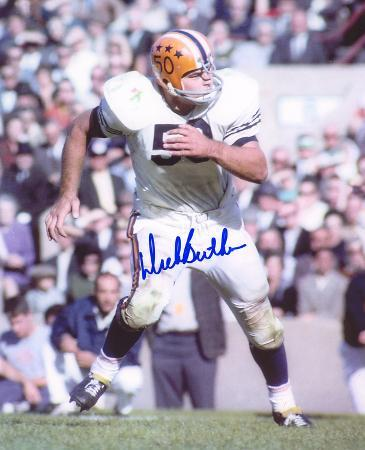 Dick Butkus Illinois Fighting Illini Autographed Photo (Hand Signed Collectable)