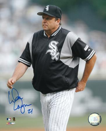 Don Cooper Chicago White Sox Autographed Photo (Hand Signed Collectable)