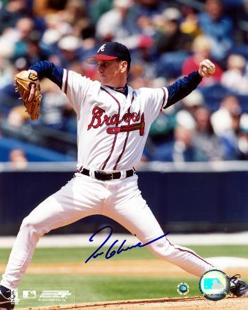 Tom Glavine Atlanta Braves Autographed Photo (Hand Signed Collectable)