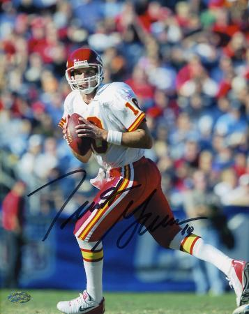 Trent Green Kansas City Chiefs Autographed Photo (Hand Signed Collectable)