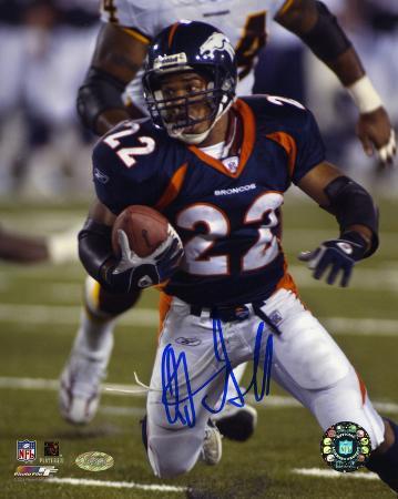 Quinten Griffen Denver Broncos Autographed Photo (Hand Signed Collectable)