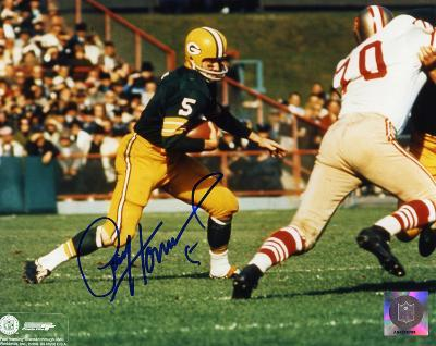 Paul Hornung Green Bay Packers Autographed Photo (Hand Signed Collectable)