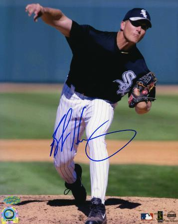 Bob Howry Chicago White Sox Autographed Photo (Hand Signed Collectable)