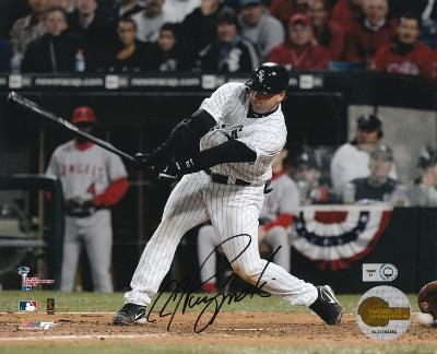 A.J. Pierzynski Chicago White Sox Autographed Photo (Hand Signed Collectable)