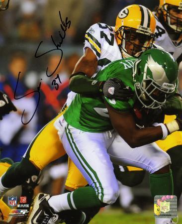 Sam Shields Green Bay Packers Autographed Photo (Hand Signed Collectable)