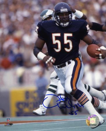 Otis Wilson Chicago Bears Autographed Photo (Hand Signed Collectable)